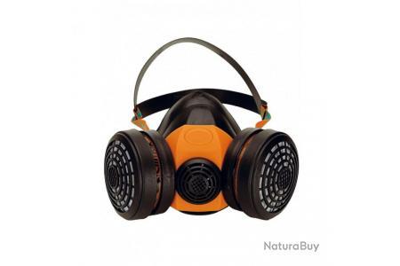 demi masque respiratoire