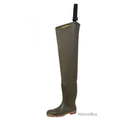 d00a3bdd14ab2 Cuissarde premium Goodyear Vert 43 - Cuissardes (4008593)