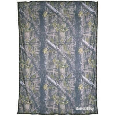 Filet mesh 3D motif forêt