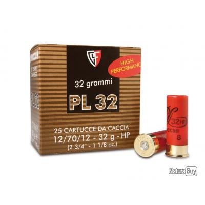 1 carton de 250 Cartouches Fiocchi PL 32 High Performance, N° 1 , SOLDE !!!!!
