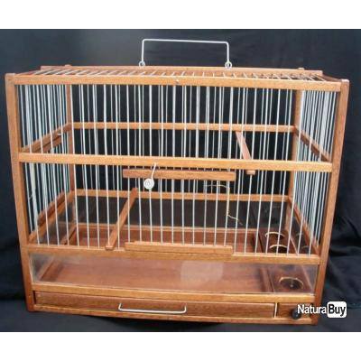 belle cage a oiseaux belle cage oiseaux en bois rouge pi 232 ges 224 oiseaux 4020201. Black Bedroom Furniture Sets. Home Design Ideas