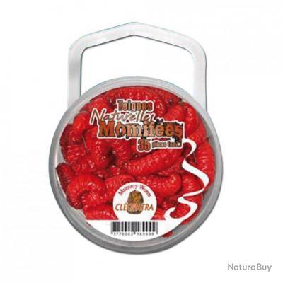 Teignes Momifiées Rouges - Appâts naturels (4021545)