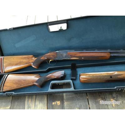 Browning b25 parcours de chasse et trap en très bon état!!