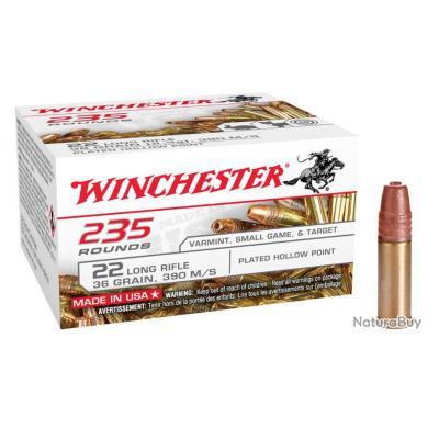 Munitions 22Lr Winchester / Super X  Carton de 2350
