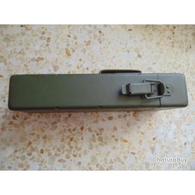 Boite lunette fusil tireur d elite armée Francaise   - Lunettes de ... f6abf8126832