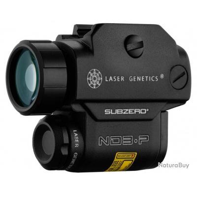 Lampe Laser Genétics ND3P SZ Subzero Pour Armes