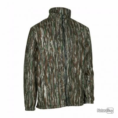 Promo Deerhunter Veste Avanti Fleece Realtree Original