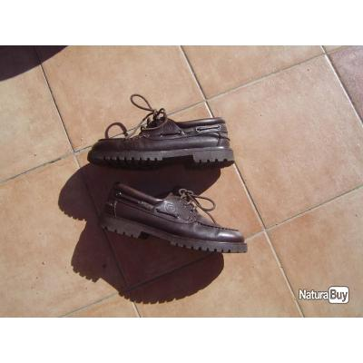 Chaussures Lafuma cuir et gore tex