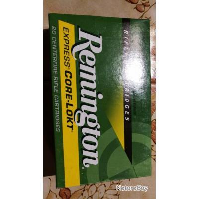 Remington 7x64 core-lokt