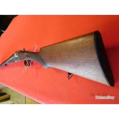 Fusil juxtaposé Saint Etienne d'occasion calibre 12/ 65,