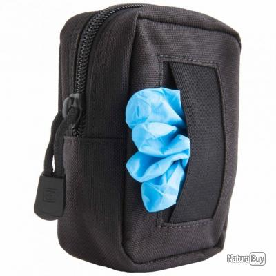 5.11 Disposable Glove Pouch Noir