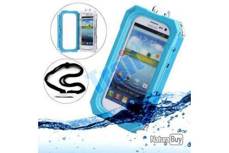 450h300f 00001 IPEGA Coque Etanche Waterproof iPhone 5 5S 5SE Couleur Bleu