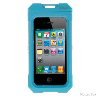 IPEGA Coque Etanche Waterproof iPhone 4 / 4S, Couleur: Bleu