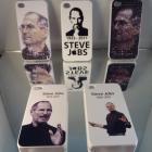 Coque Bumper iPhone 4 / 4S, Couleur: A, Modele: 6.Coque Case Steve Jobs