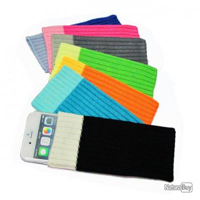 Chaussette Case pour iPhone iPod iPad Tablette 10 , Couleur: Multicolore, Modele: iPhone