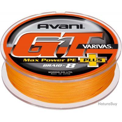 TRESSE VARIVAS GT MAX POWER - 300M Orange 300 150 57/100