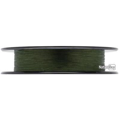 TRESSE DAIWA J BRAID X 8 VERT- 300M Vert 4 6/100 300