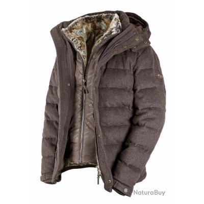 veste chasse Haut de gamme BLASER VANCOUVER DOWN fourrure ! top destockage ! taille 3xl