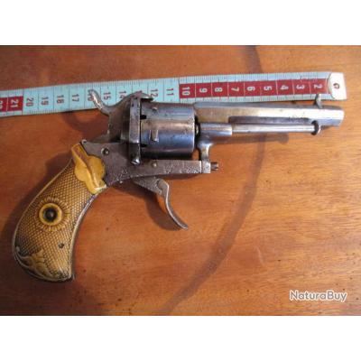 revolver type lefaucheux