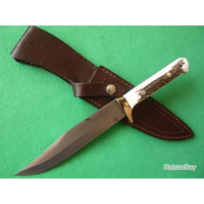 Très beau couteau de chasse Parforce, état neuf !