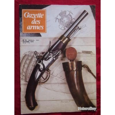 gazette des armes n° 75 (voir sommaire dans texte de l'annonce)