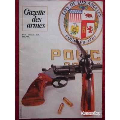 gazette des armes n° 82 (voir sommaire dans texte de l'annonce)