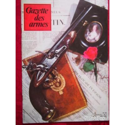 gazette des armes n° 83 (voir sommaire dans texte de l'annonce)