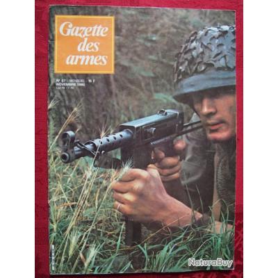 gazette des armes n° 87 (voir sommaire dans texte de l'annonce)