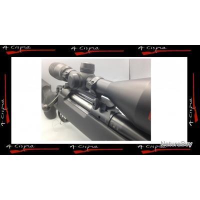 Montage Amovible Colliers moyens Ø 25mm pour carabine CZ 550, 557, ZKK 600