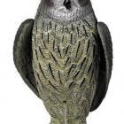 Appelant plastique hibou ailes articulées