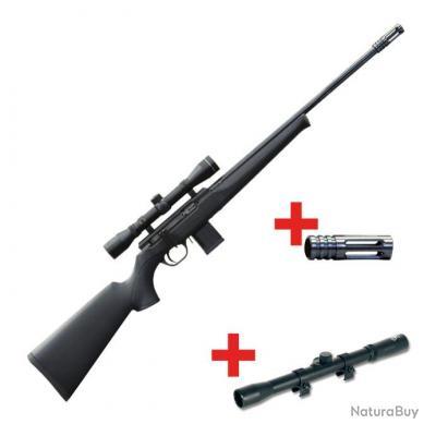 Pack tactical carabine culasse linéaire 22LR ISSC®