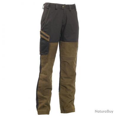 Pantalon Monteria cuir/toile Deerhunter 50