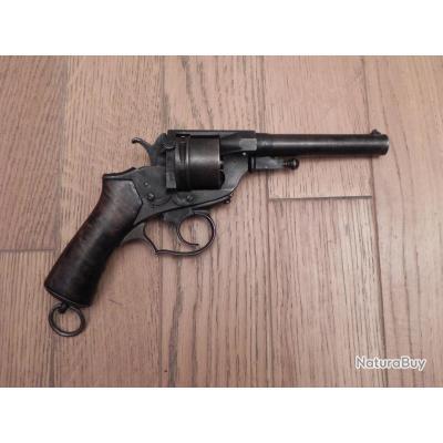 Revolver Perrin modèle 1865, cal. 11mm Perrin.