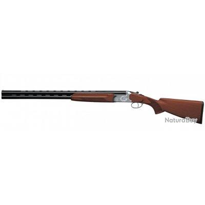 Fusil de chasse superposé avec gravures (Modèle: Version droitier, canon de 71 cm, Calibre: 12/76)