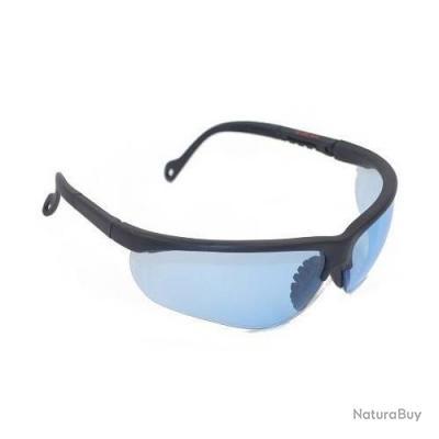 d58f68a0cd Lunette de protection design - Polycarbonate Bleu - Lunettes Airsoft ...
