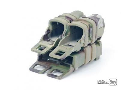 101INC Porte Chargeur Fast mag 5.56//9 mm Olive