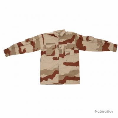 Chemise combat ARES camouflage désert
