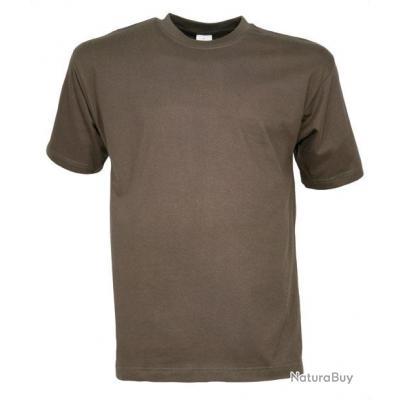 77fe69d950890 Tee-shirt vert uni enfant - Tee-shirts de Chasse (4265757)