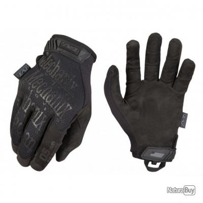 Gants Mechanix original 0 5 noir