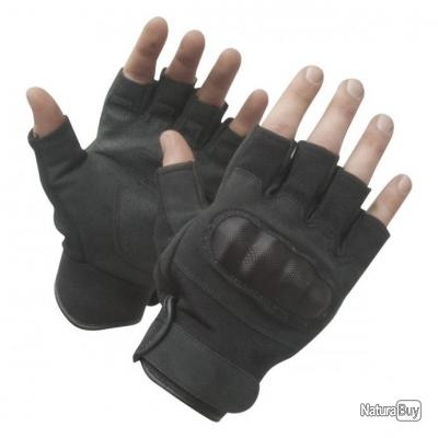 MITAINES COQUES NOIRS-S