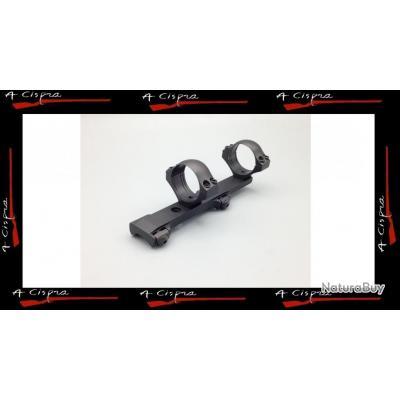 Montage Fixe Colliers MEDIUM 25.4mm pour armes Blaser R93, R8, B97, BBF97, D99, K95
