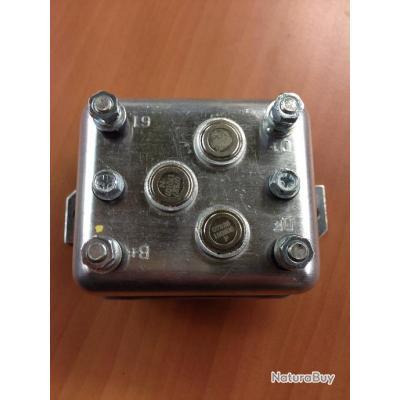 Régulateur de tension 12 volts pour dynamo