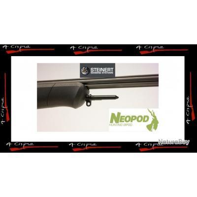 Adaptateur de bipied Neopod Steinert  pour Blaser R8 / R93 Success, Professional et R93 Offroad