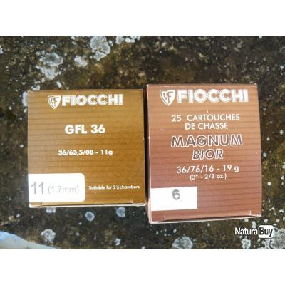 Lot 50 Cart. 12mm/410 Mag   Fiocchi