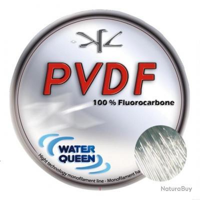 Nylon fluorocarbone PVDF 25 m 0.15mm