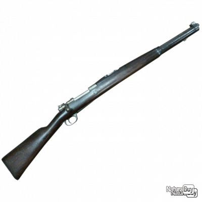 Fusil Mauser Argentino 1909 neutralisé cal 7,65