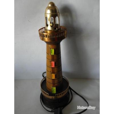 Phare Lampe De Chevet Forme 1930 Des Années 3ARS5qcjL4