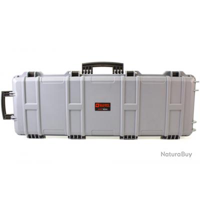 Mallette rigide Waterproof urban grey 105 x 33 x 15 cm - Nuprol (SEP)
