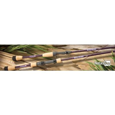 CANNE SPINNING ST CROIX NEW MOJO SPIN 6'10 ML dropshop/finesse 3.5 - 10.5g