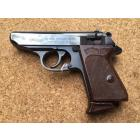 Pistolet WALTHER PPK calibre 22lr